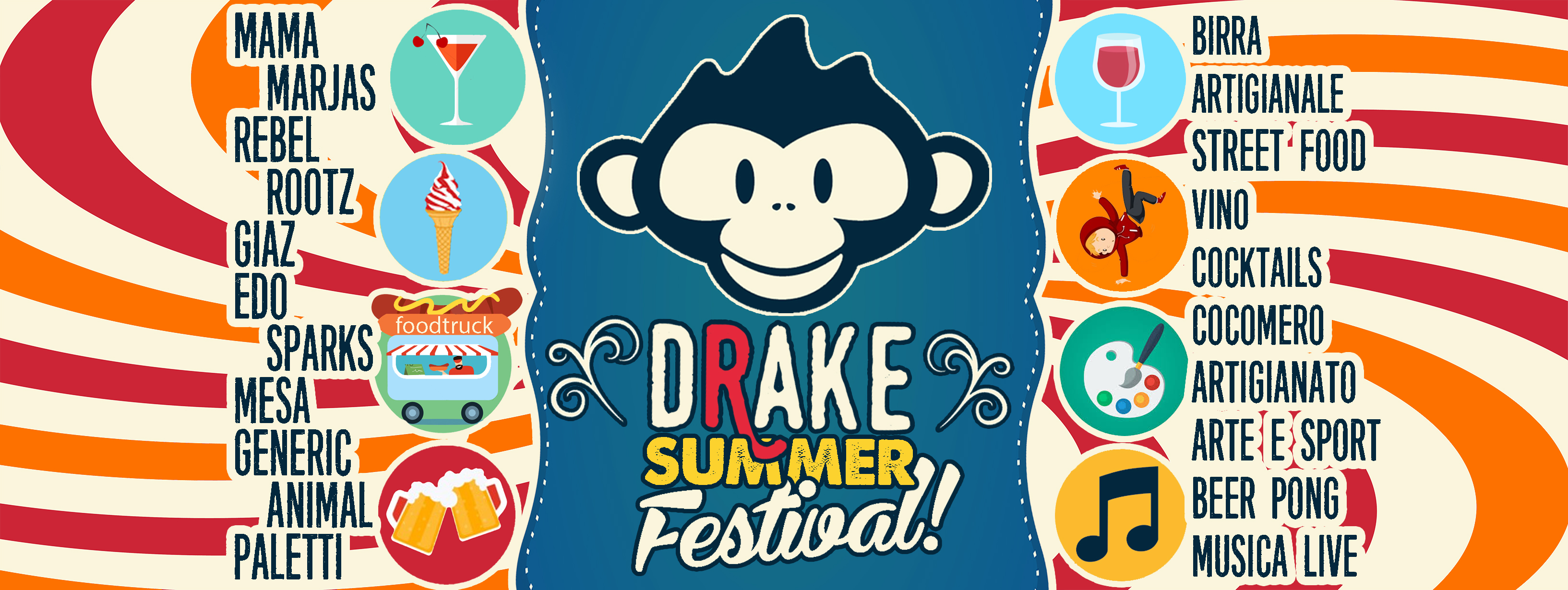 Drake Summer Festival